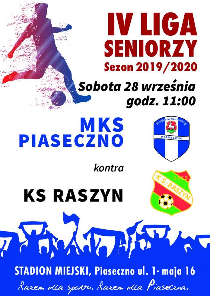 MKS Piaseczno kontra KS Raszyn