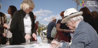 Filmowa relacja z IV Festiwalu Pięknej Książki w Piasecznie 2019