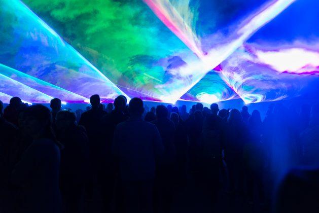 Koncert Kayah, maping o historii Piaseczna i pokaz laserów