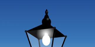 latarnia uliczna foto Pixabay