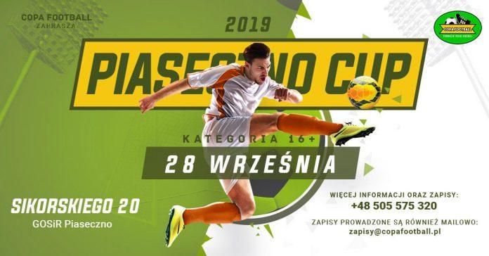Piaseczno Cup 2019 - Turniej Piłki Nożnej VI edycja