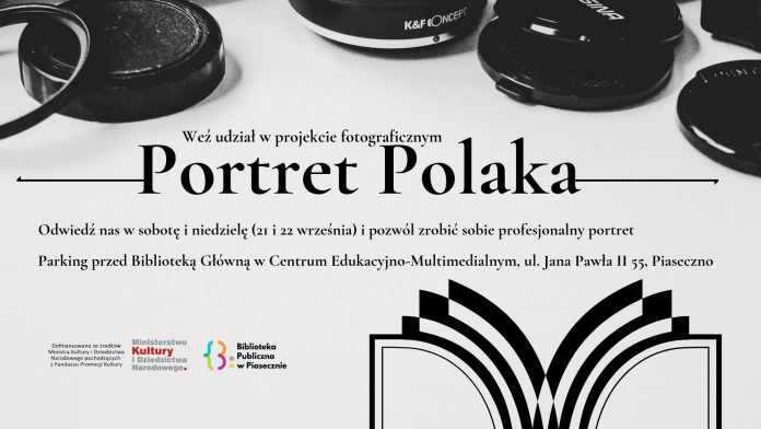 Projekt fotograficzny Portret Polaka