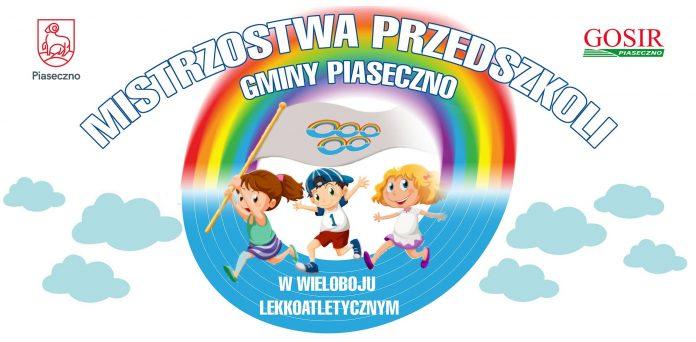 XII Mistrzostwa Przedszkoli Gminy Piaseczno w lekkiej atletyce