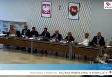 XIV sesja Rady Miejskiej w Piasecznie