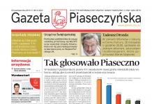 Gazeta Piaseczyńska nr 4/2019