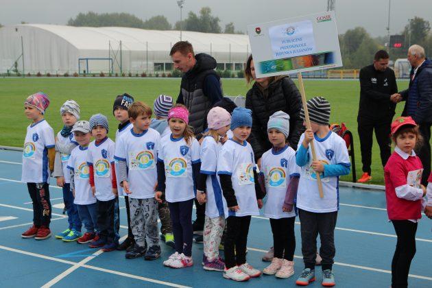 XII Mistrzostwa Przedszkoli Gminy Piaseczno w wieloboju lekkoatletycznym