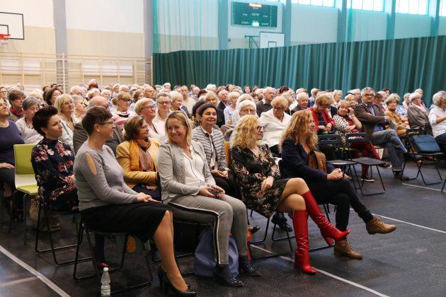 inauguracja nowego roku akademickiego UTW, foto Anna Grzejszczyk