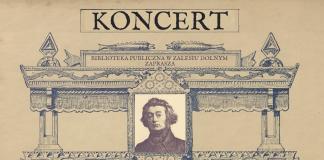 """Koncert """"Sonety krymskie - śladami Adama Mickiewicza"""""""
