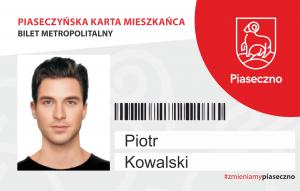 Nowa Piaseczyńska Karta Mieszkańca Bilet Metropolitalny