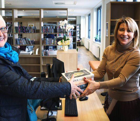 Otwarcie Biblioteki Publicznej w CEM dla mieszkańców