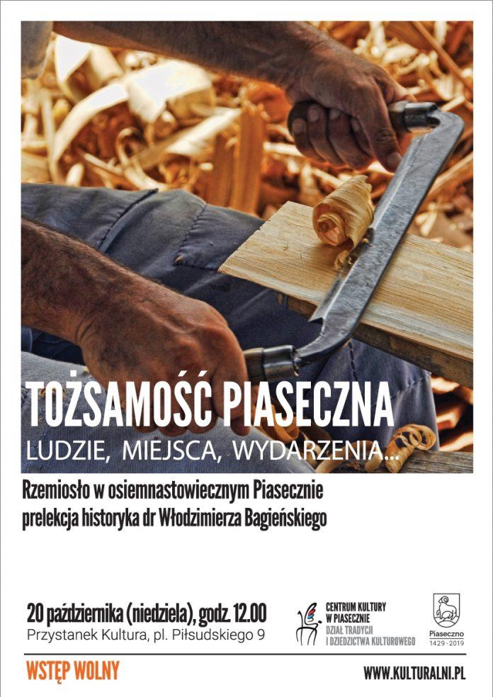 Rzemiosło w osiemnastowiecznym Piasecznie - Tożsamość Piaseczna