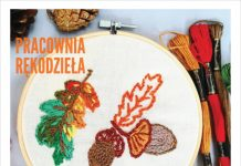 Warsztaty Jesienne haftowanie - Pracownia Rękodzieła
