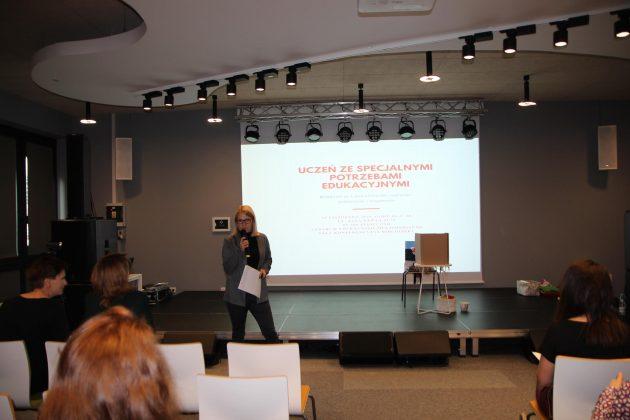 Konferencja uczeń ze specjalnym Potrzebami