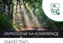 Plakat Piaseczno dla Klimatu