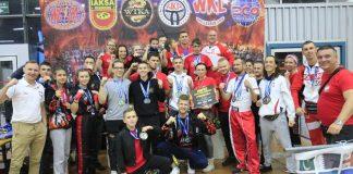 Sukcesy zawodników Axendor Kickboxing Team - Bąkowski Fight Club na Mistrzostwach Świata