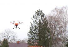 przekazanie drona