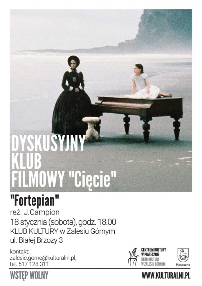 Fortepian - Dyskusyjny Klub Filmowy Zalesie Górne