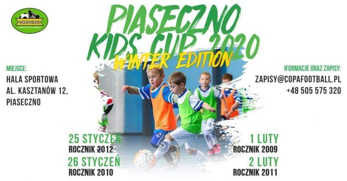 Piaseczno Kids Cup 2011/2009 Halowy Turniej Piłki Nożnej