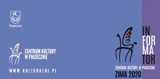 Zima 2020 - informator wydarzeń kulturalnych Centrum Kultury