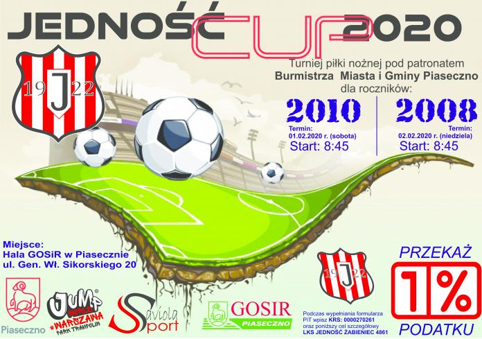 Jedność Cup 2020