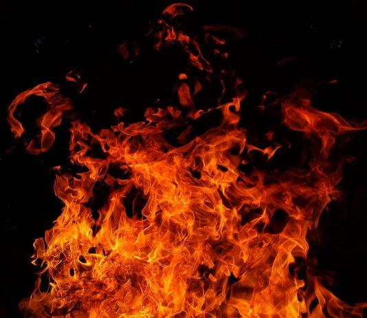 Kontrolowane sceny pożaru