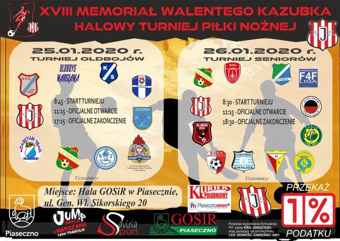 XVIII Memoriał Walentego Kazubka