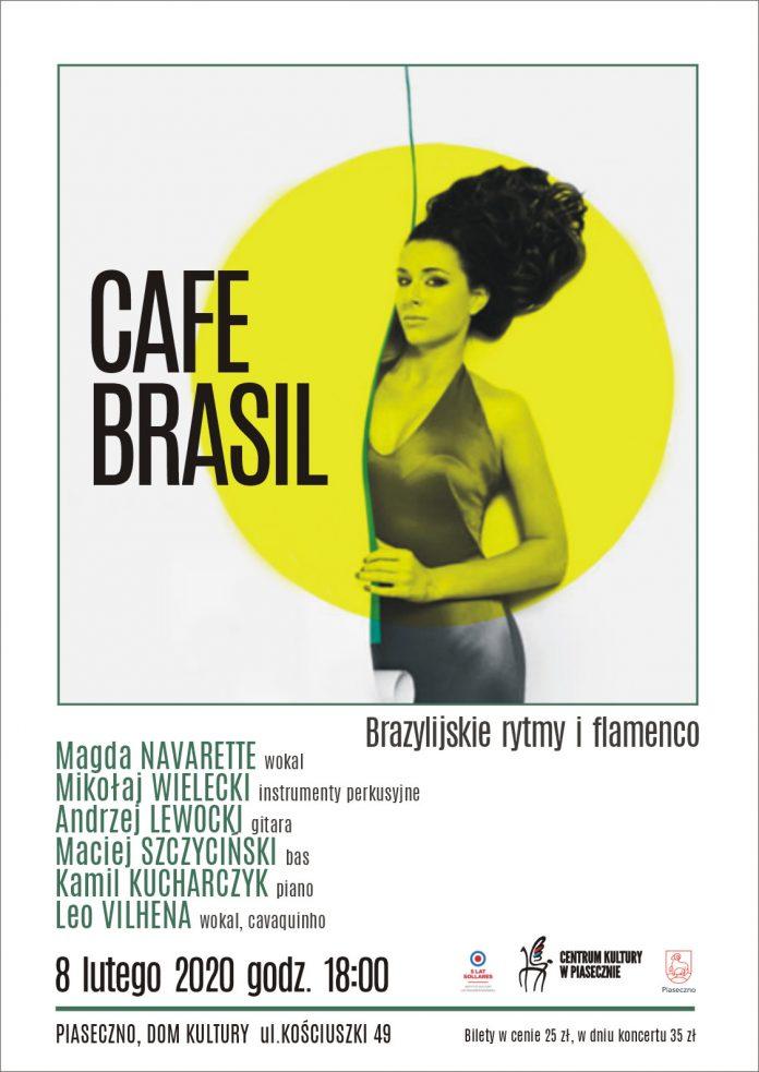 Cafe Brasil - brazylijskie rytmy i flamenco w Domu Kultury