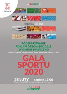 Gala Sportu w Piasecznie 2020