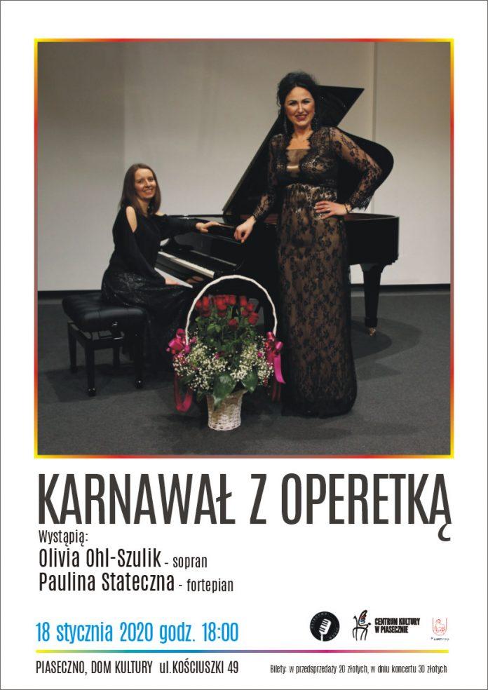 Karnawał z Operetką w Piasecznie