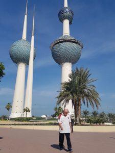 trener judo w Kuwejcie