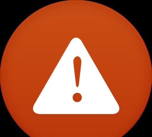 ostrzeżenie alarm