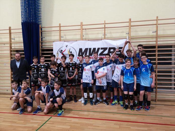 turniej siatkówki o Puchar Prezesa Mazowsza