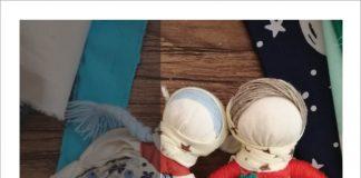 Motanki słowiańskie lalki dobrych życzeń - Pracownia Rękodzieła