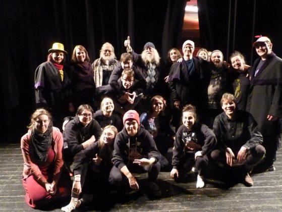 Piaseczyński Teatr ETNA w Czechach