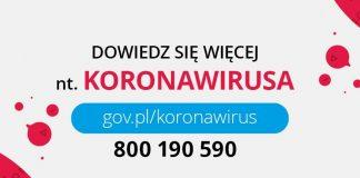 Na stronie dowiesz się wszystkiego o tym, co musisz wiedzieć o koronawirusie.