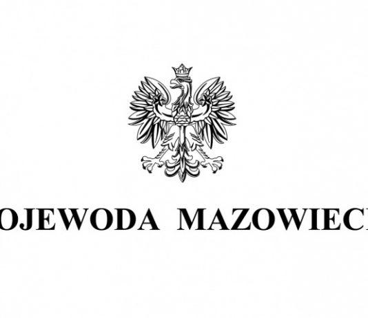 Logo Wojewoda Mazowiecki
