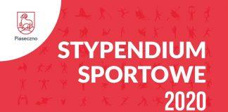 Stypendium Sportowe 2020 r.