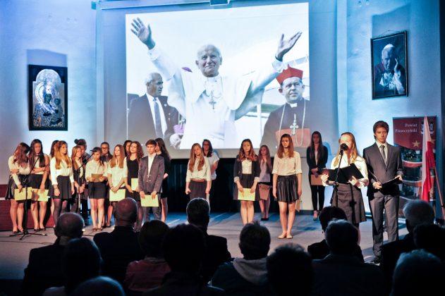Uroczystości z okazji kanonizacji Papieża Jana Pawła II w 2014 roku