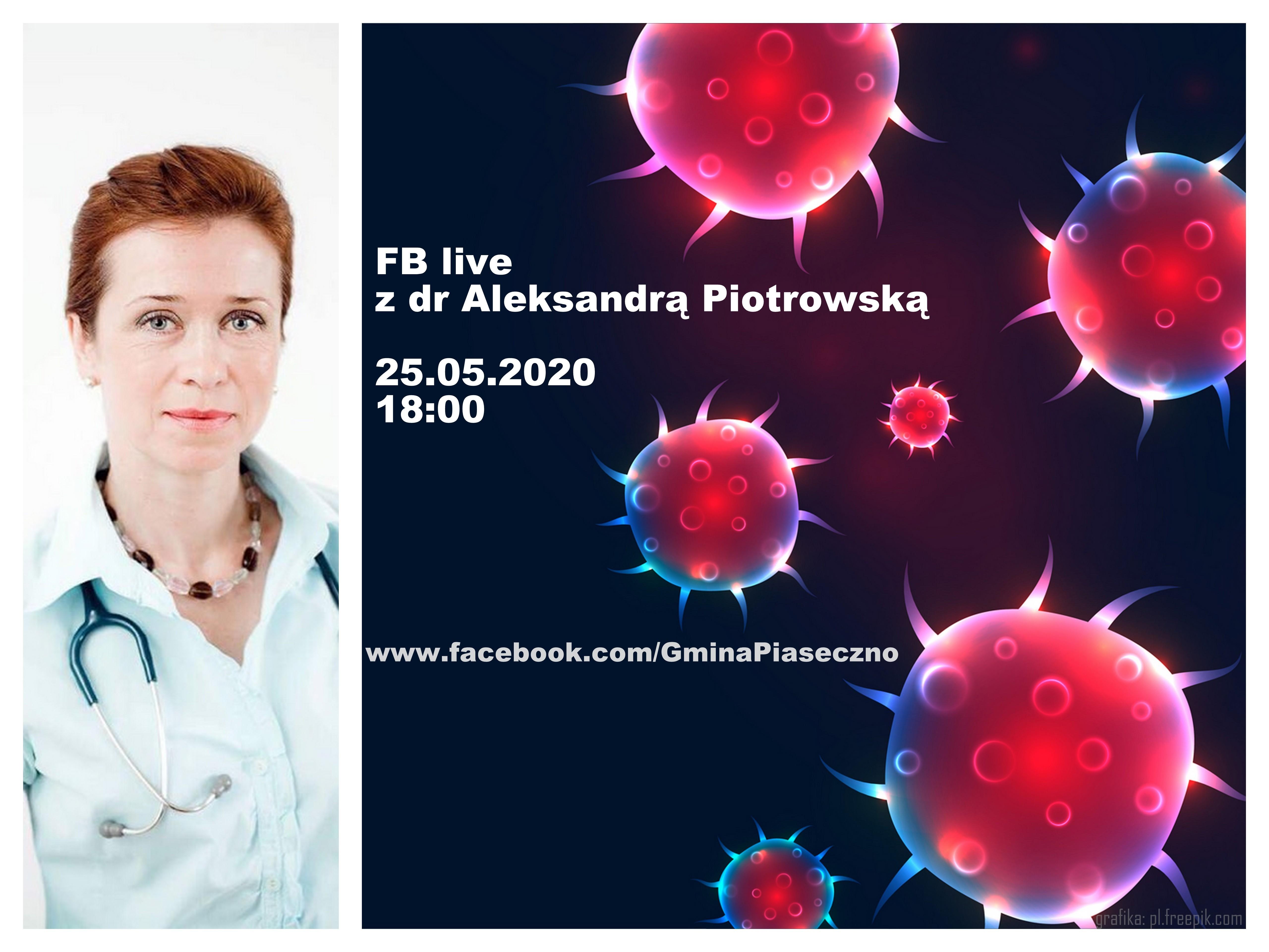 koronawirus live z lekarzem
