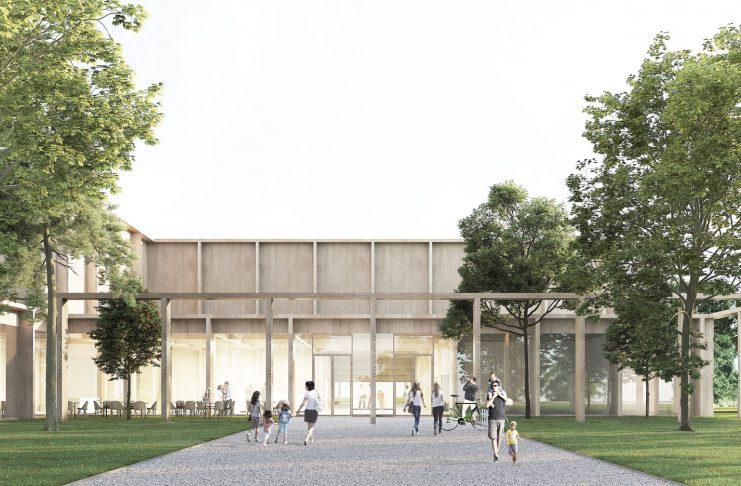 Rozstrzygnięcie konkursu architektonicznego na basen w Piasecznie