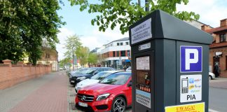Parkomat Strefa Płatnego Parkowania w Piasecznie wznawia działanie od 11 maja 2020 roku
