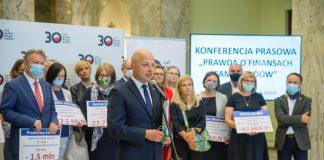 konferencja: Prawda o finansach samorządów, foto: Urząd m.st. Warszawy