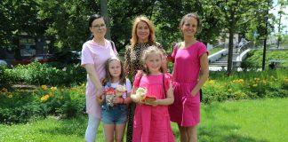 Dzieci uratowały kameleona, fot. Małgorzata Idaczek