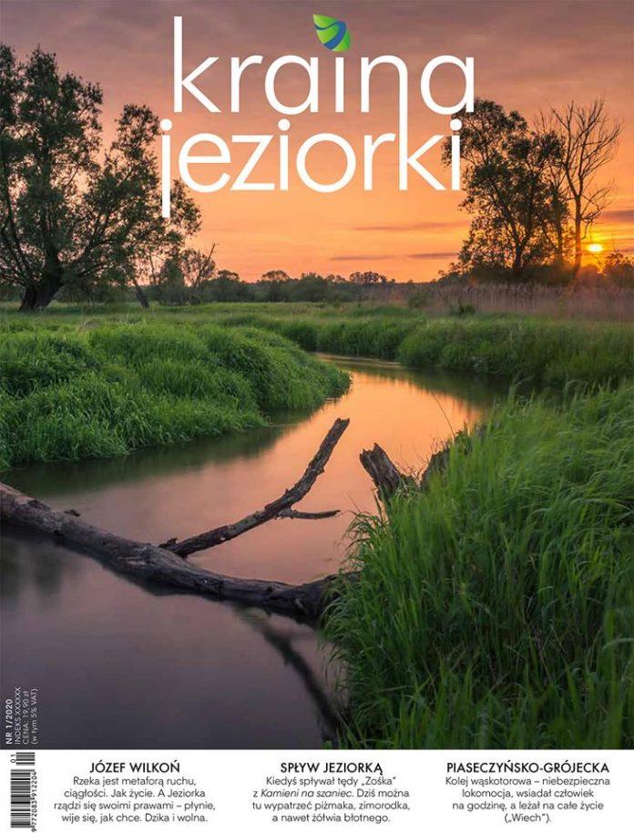Magazyn Kraina Jeziorki - okładka
