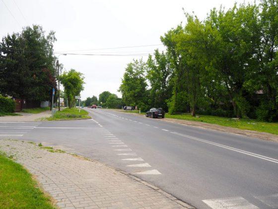 Przygotowania do przebudowy ul. Księcia Janusza I Starego. Foto: Anna Grzejszczyk