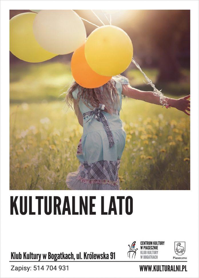Kulturalne Lato - Klub Kultury w Bogatkach