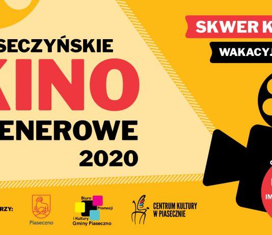 Piaseczyńskie Kino Plenerowe 2020