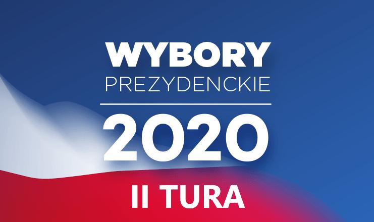 12 lipca weź udział w II turze wyborów Prezydenta Rzeczypospolitej Polskiej