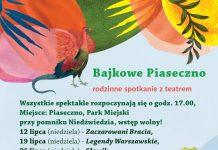 Bajkowe Piaseczno Bajki dla dzieci z Teatrem Baza