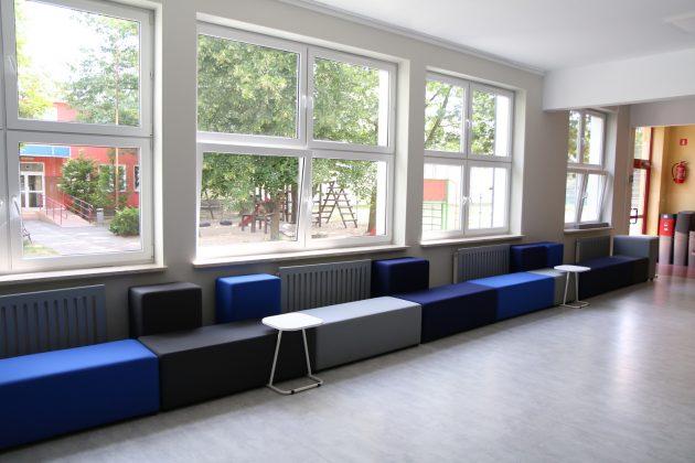 Rozbudowana Szkoła Podstawowa nr 3